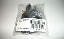 BlackBerry HDW-14322-003 Black In-Ear Only Headsets