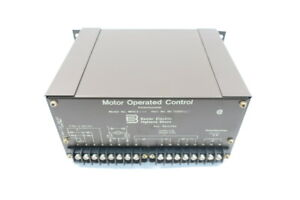 Basler MOC2599 9072300462 Motor Operated Control Potentiometer 100ohm 125v-ac/dc