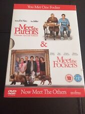 Meet The Parents/Meet The Fockers (DVD, 2005, 2-Disc Set, Box Set)