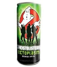 Ghostbusters Ectoplasm Energy Drink Case of 24, 8.4 Oz Cans NEW SEALED