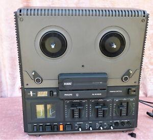 Philips N-4420 4 Spur Tonbandmaschine