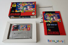 Super Nintendo SNES - Super Bomberman 3 - PAL - EUR