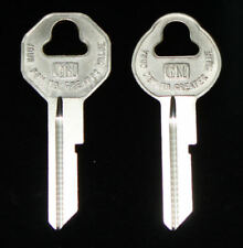 Chevrolet Key Blanks Kingswood 1959 1960 1961 1962 1963 1964 1965 1966