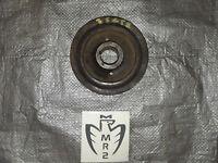 TOYOTA MR2 3SGTE TURBO   CRANK SHAFT PULLEY HARMONIC BALANCER 91 92 93 94 95