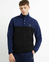 Lyle and Scott Men Microfleece Pullover