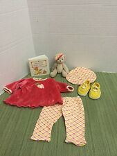 Bitty Baby Clothes Apple Picking Day Out Outfit Shoes Bitty Bear Book Berets