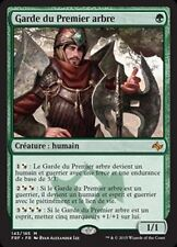 MTG Magic FRF FOIL - Warden of the First Tree/Garde du Premier arbre, French/VF