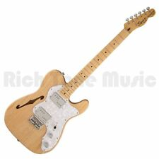 Squier Vintage Modified 72 Telecaster Thinline - MN - Natural