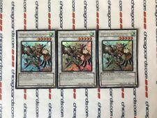 3x Vortex the Whirlwind Limited Edition YuGiOh Ultra Rare STOR-ENSP1 New MINT