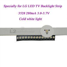 100Pcs 3528 SMD lamp beads for 47LN5400-CN 47lp360c-ca 47LN519C-CC 42LN519C-CC