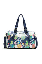 Desigual Multicoloured Pinacolada Ginebra Bowling Bag RRP ?74 Pineapple