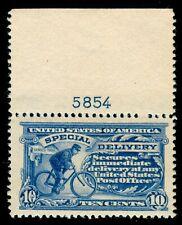 Momen: Us Stamps #E8 Mint Og Nh Vf Jumbo Pse Cert