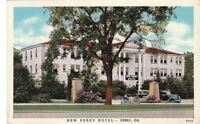 Postcard New Perry Hotel Perry GA