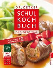 Schulkochbuch Jubiläumsausgabe - Dr. Oetker