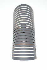 Modern Unique Contemporary Handmade Designer Wall Lamp Light RAYS GREY 2