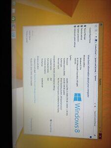 Dell Latitude E7250-128GB, Intel Core i5, 8GB, Win8.1Pro No Charger Plz See Des