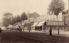 Hammersmith photo. Parade of Shops by C. Marshall, King Street & Cambridge Road.