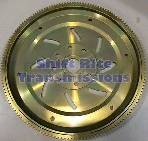 BILLET FLYWHEEL 47RE 47RH 48RE DIESEL 12V 24V DODGE CUMMINS FLEX PLATE HD HP