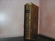 La grâce la religion deux ouvrages de Racine 1748 belle reliure cuir