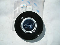 Ford Fiesta ST500 Wheel Centre CAP BLACK, New Genuine Ford Part,Also fits ST150