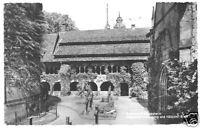 AK, Hildesheim, Doppelter Kreuzgang und Rose, 1956