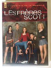 LES FRERES SCOTT Saison 2 COFFRET 6 DVD NEUF SANS BLISTER