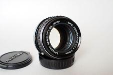 Pentax-M    SMC 50mm f 1,4 K