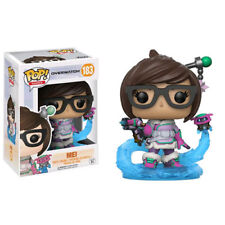 Overwatch - Mei Mid Blizzard US Exclusive Pop! Vinyl Figure NEW Funko