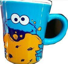 USJ Exclusive Sesame Street Cookie Monster Mug Cup Official Tableware Japan Rare