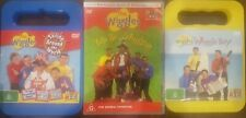 THE WIGGLES DVD WIGGLE BAY YULE BE WIGGLING SAILING AROUND WORLD AUSSIE TV SHOW