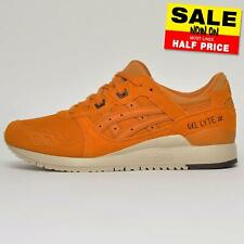 Asics Gel Lyte lll Mens Suede Leather Retro Running Fashion Trainers
