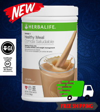 New listing HERBALIFE - Formula 1 Healthy Meal Nutritional Shake Mix: Café Latte 780g