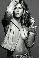 PLAYBOY PENTHOUSE HUSTLER MODEL:  JENNIFER ANISTON |24 inch by 36 inch| Nude A