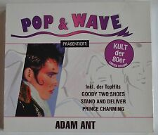 Adam Ant / The Ants Pop and wave German Ltd Edition with slip case 2002