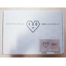 EXO S.M Official Membership Fan Club EXO-L Ace Kit Full Package Set + Free Track