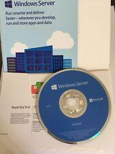 Microsoft Server Standard 2016- 2 CPU - 16 Cores 2VM (Brand New)