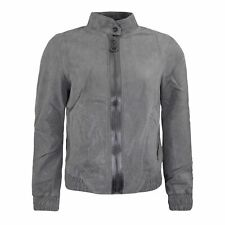 Puma x Rudolf Dassler Womens Perforated Jacket Track Top Grey 841983 02