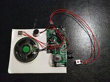 120s w LINE IN port PUSH BUTTON record device voice module music box sound chip
