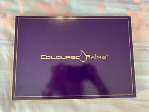 Coloured Raine 96 pan empty magnetic palette for eyeshadow