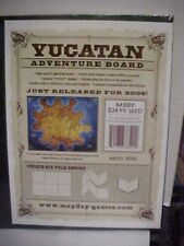 YuCatan Adventure Board Expansion for Settlers of Catan MGD 3061