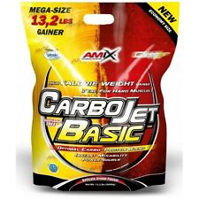 CARBOJET BASIC 6 KG, CHOCOLATE AMIX NUTRITION  REGALO 2 BARRITA AMIX NUTRITION