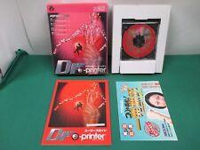 WINDOWS software -- Dr.e-Printer -- Windows 98/95 utility software JAPAN GAMES