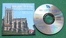 The Choir of Great Malvern Priory How Joyful 'tis To Sing Favourite Hymns CD