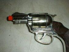 Vintage MATTEL Shootin' Shell Snub-Nose .38 cal Toy Cap Gun Detective Pistol