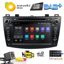 For Mazda 3 2010 2011 2012 2013 Android Car DVD Player GPS Sat Navi Stereo Radio