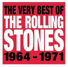 The Very Best of the Rolling Stones (CD) NEW; You Can't Always Get What You Want