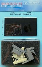AIRES 1/48 F4U-7 CORSAIR COCKPIT SET FOR HASEGAWA KIT # 4482/*