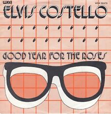 7inch ELVIS COSTELLO good year for the roses HOLLAND 1981 EX (S1927)