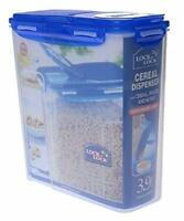 Rectangular Storage Container,Clear, 3.9 L