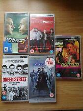 Psp bundle Film Bundle 4 films one game.